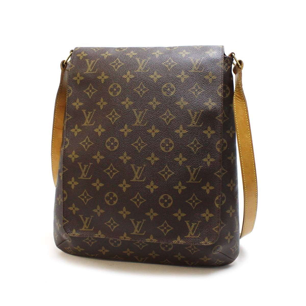 louis vuitton monogram musette salsa gm xl cross body bag my frugal fashionista. Black Bedroom Furniture Sets. Home Design Ideas